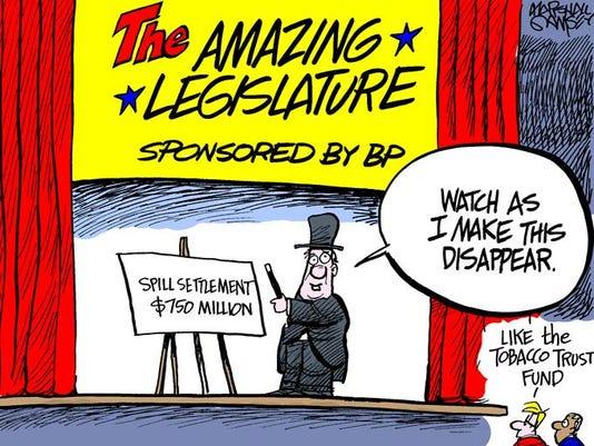 Sunday (july 5) cartoon