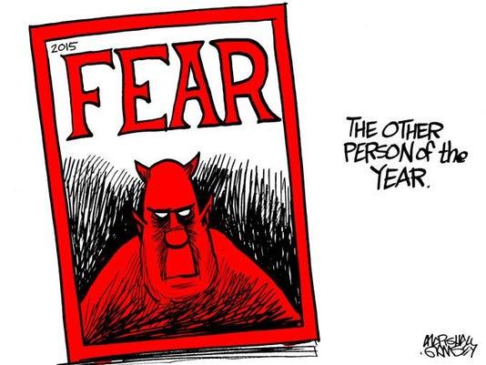 121215 Saturday Fear