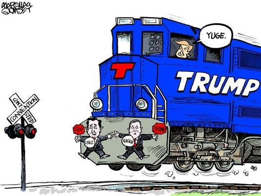 042816 Thursday Trump