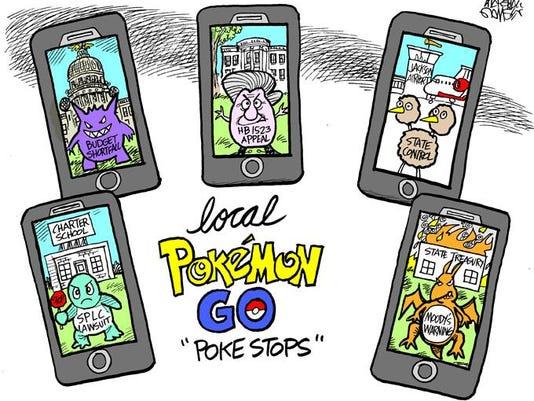 071416 Thursday Pokemon