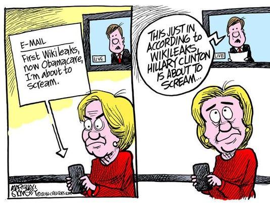 103016 Sunday Hillary