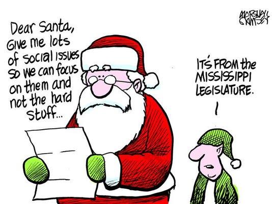 122416 SAturday Santa
