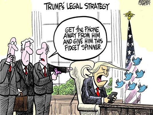 061717 Saturday Trump