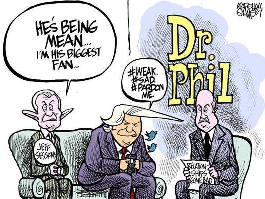 072717 Thursday Trump