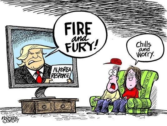 080917 Wednesday Trump