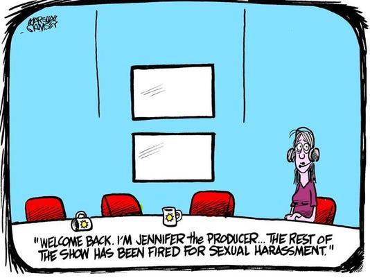 120117 Friday Harassment