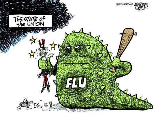 013118 Wednesday Flu