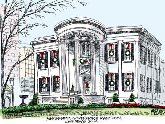 "Christmas ""cartoon"""