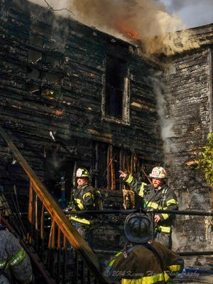 A New Year's Day fire destroyed a dormitory at Yeshiva of Rockland in Spring Valley. There was no certificate of occupancy, electrical violations were found, and the yeshiva had been previously cited for several violations.