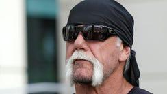 Hulk Hogan, here in October 2012, likes Republican