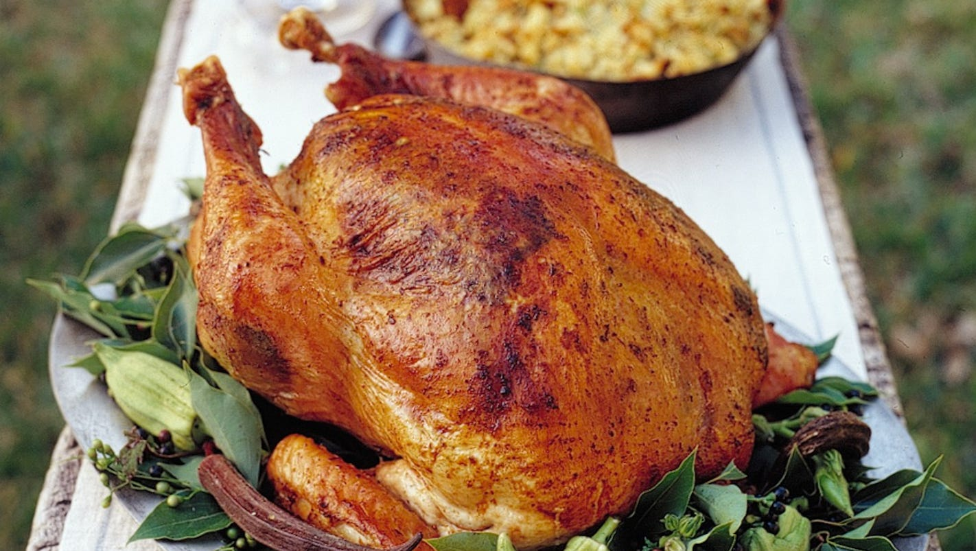 how to cook your turkey