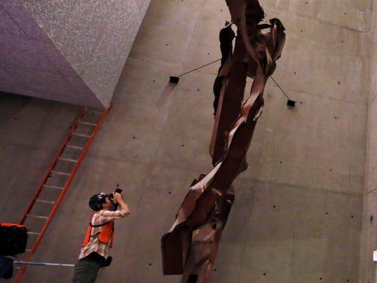9/11 Museum Construction