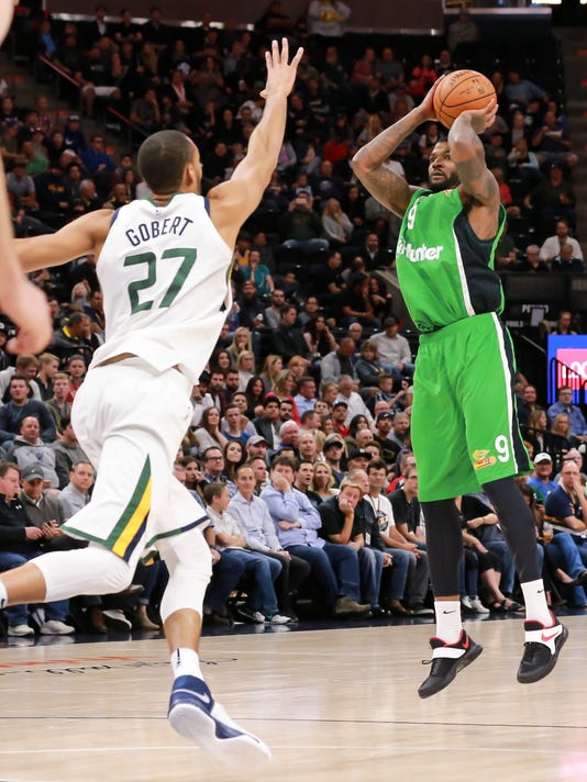 NBA: Preseason-Maccabi Haifa B.C. at Utah Jazz