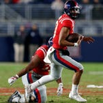 Ole Miss' offense uncharacteristically struggles against Texas A&M