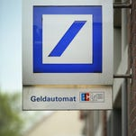 German banking giant Deutsche Bank has agreed to a $55 million penalty from the U.S. Securities and Exchange Commission.