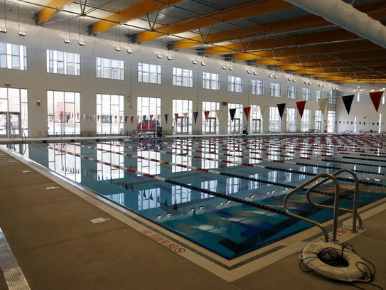 The West Side pool is expected to open to the public