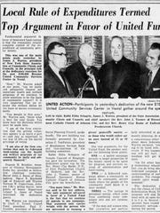 An article from the Binghamton Press from May 24, 1959.