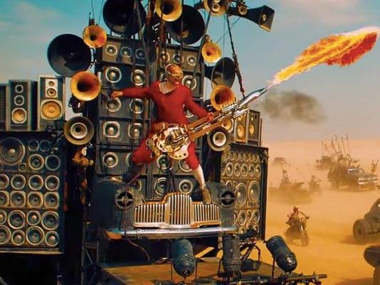 Mad Max Fury Road art