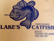 Catfish from Mississippi company recalled