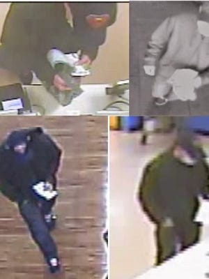 The Greenville County Sheriff's Office is searching for an armed robbery suspect.