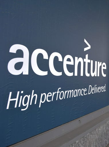 Accenture, hiring 230. The company provides management consulting, as well as technology and outsourcing services. More info: www.accenture.com/us-en/careers/jobsearch.