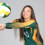 Volleyball Player of the Year — Sina Faulk, Catholic, Sr.