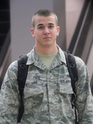 Senior Airman Drew Bellairs