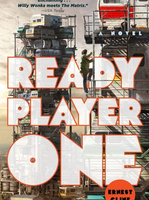 """""""Ready Player One,"""" Ernest Cline"""