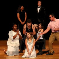 """St. Lucie West Centennial High School's """"For What It's Worth"""" will be performed Oct. 20-23."""