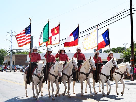 Jim Bowie Days Celebration