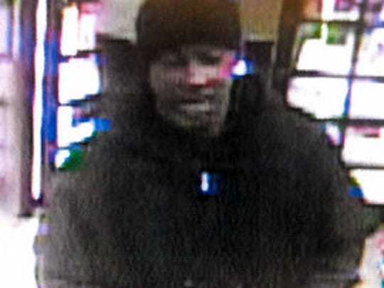 This man is wanted for questioning in connection with the shooting of Shyhiem McDowell.