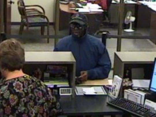 York City bank robber