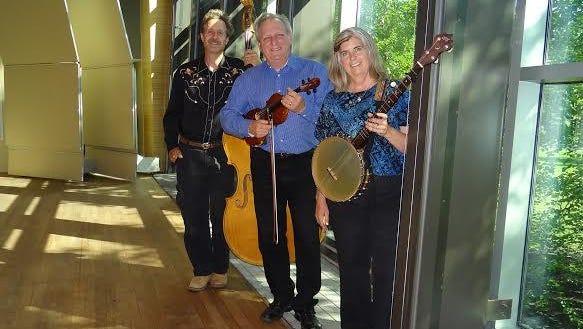 Ed Lowman, John Kirk and Trish Miller perform Saturday in Binghamton.