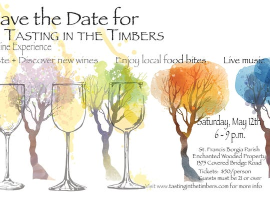 Tickets for A Tasting in the Timbers are available for $50 both in advance and the night of.