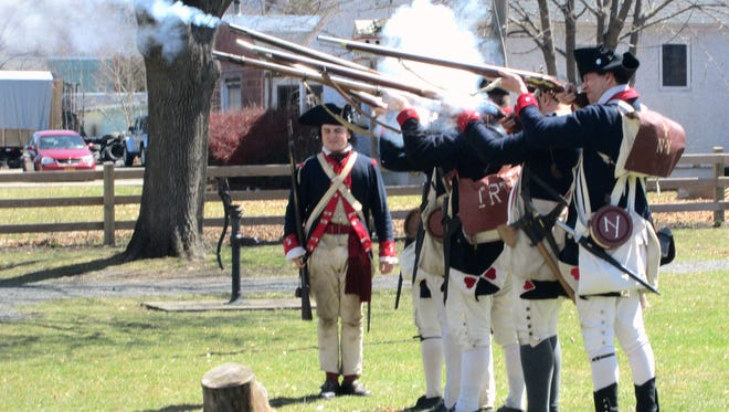 Heritage Village of the Southern Finger Lakes will host a Revolutionary War event in November.
