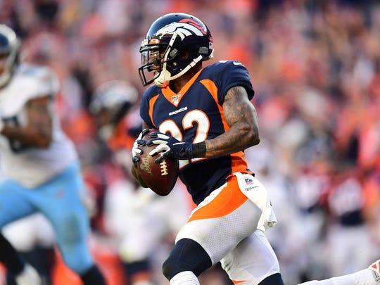Denver Broncos safety Kareem Jackson has been suspended 2 games by the NFL.