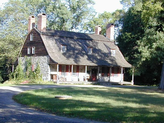The Mount Gulian Historic Site, Fishkill, will offer free admission for dads on Father's Day, June 19. The house in was built in 1730 as a summerhouse for the Verplanck family.