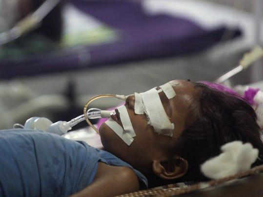 India Hospital Deaths