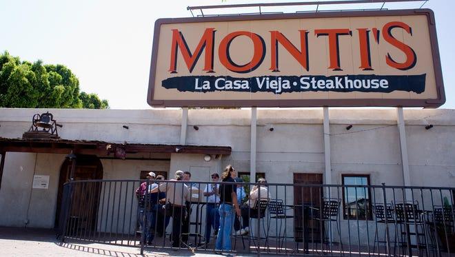 Monti's La Casa Vieja in Tempe.