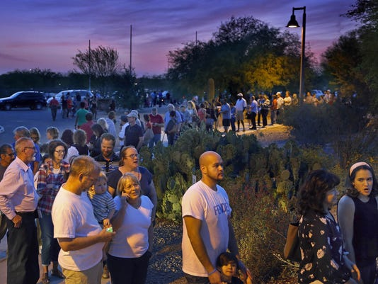 Arizona voting horror stories