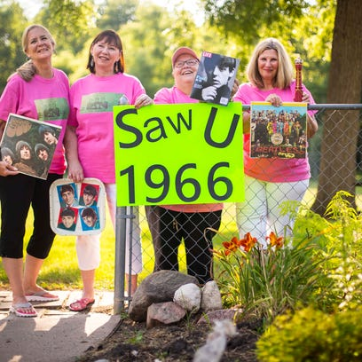 For these Iowans, seeing Paul McCartney is a best friends' pact 50 years in the making
