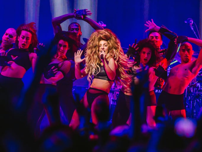Lady Gaga opens the iTunes Festival on Sept. 1 in London. The festival features 30 nights of free live music throughout September.