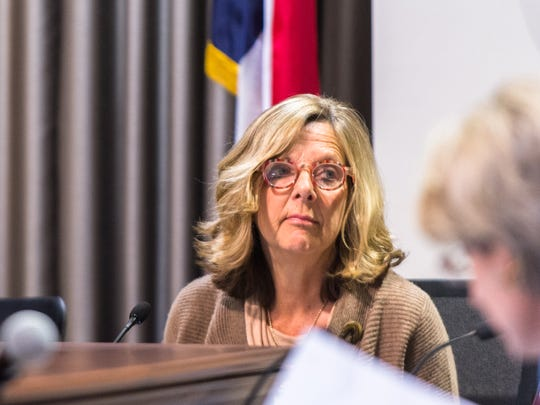 Commissioner Ellen Frost
