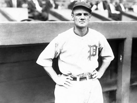 Max Carey, centerfielder on the Pittsburgh Pirates, Aug. 1, 1922.