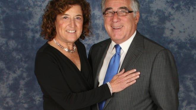 Jane and Larry Glazer
