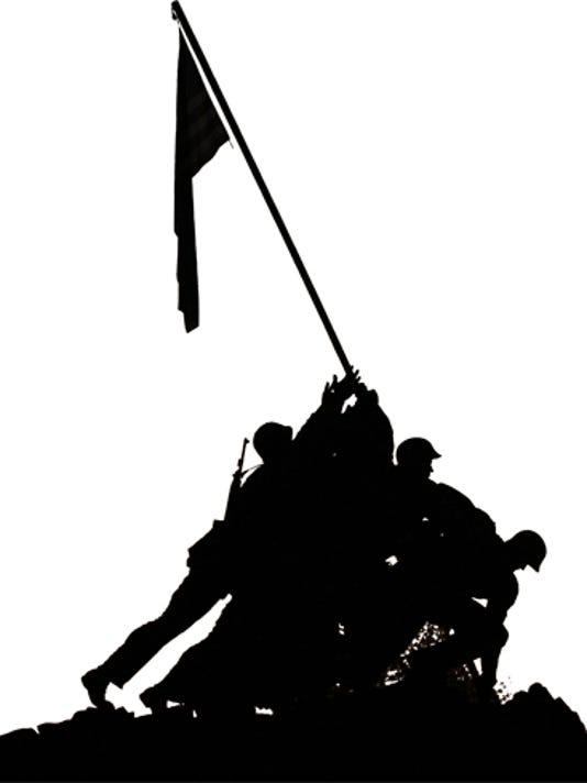 Iwo Jima Memorial cutout.jpg