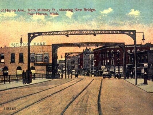 Bridge, Kiosk
