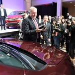 Going to the auto show? Here's the basics