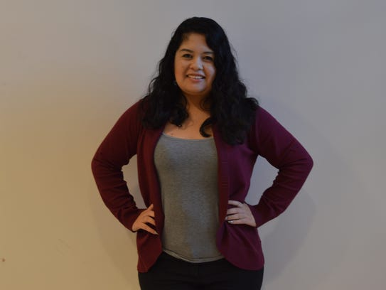 Mary Castro joined the Tutor Corps program in her junior