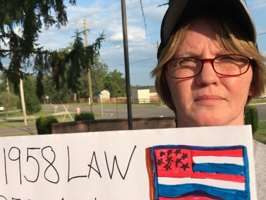 Cindi Wells, of Franklin Township, wants to preserve